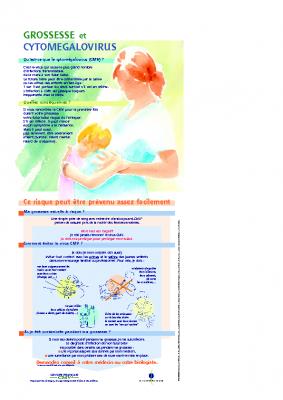 Conseils de prevention Cytomégalovirus